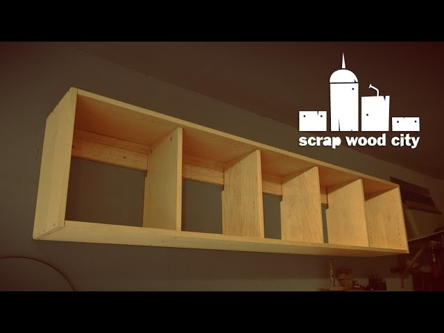 Upcycling old bookcases to DIY shop shelf