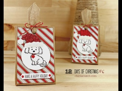 12 Days of Christmas 2016 Day 6