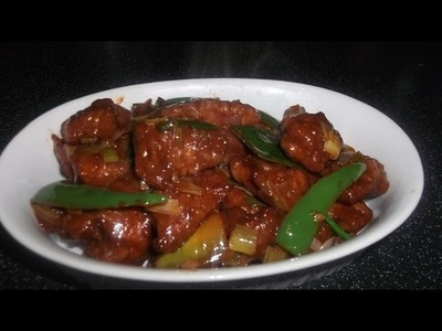 DELICIOUS Chilli Chicken @ Home - How to make Chilli Chicken Recipe at Home.