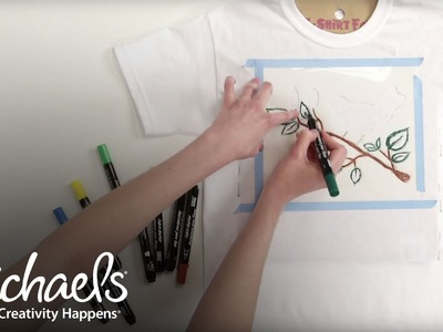Fabric Markers and Paint Pens | DIY Apparel | Michaels