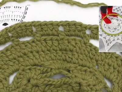 How to crochet a carpet - part 1