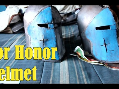 HOW TO: For Honor Costume ( Part 6 : Helmet )