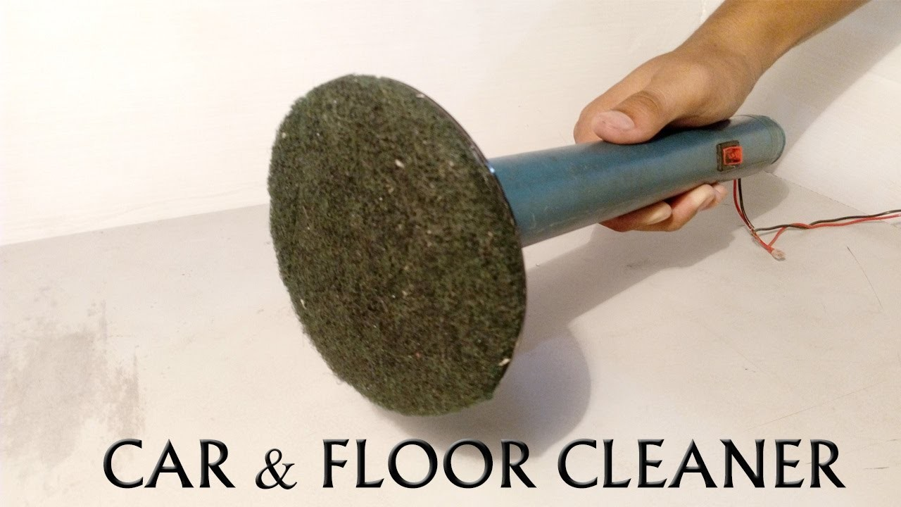 How to Make Car Washer.Floor Cleaner