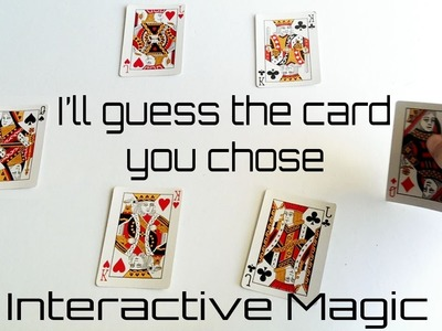 Magic on your own SCREEN - INTERACTIVE