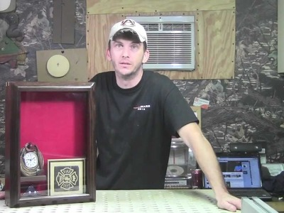 Making A Special Shadow Box