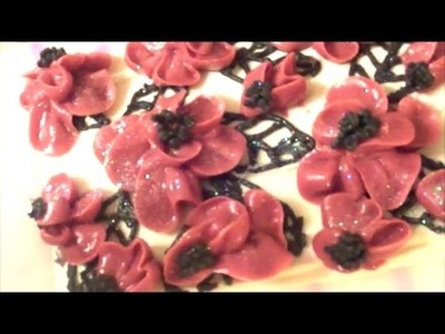 Making and Cutting Opium Fields Cold Process Soap