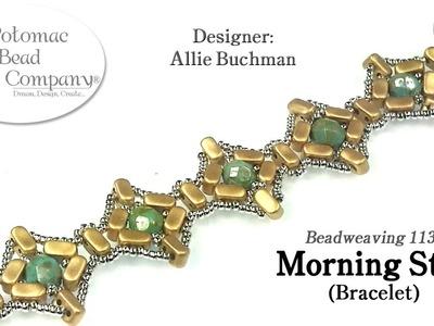 Morning Star Bracelet (Tutorial)
