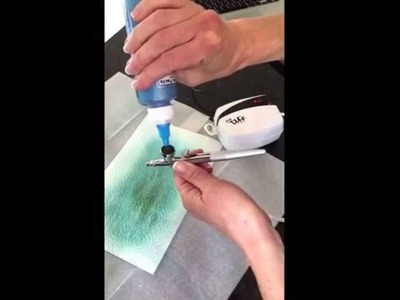 PERISCOPE - replay! Airbrushing do's and don'ts!
