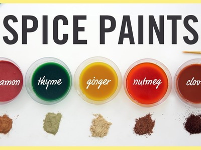 PLAY | FALL SPICE PAINTINGS