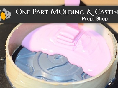 Prop: Shop - Molding & Casting 101: How to Make a One Part Mold
