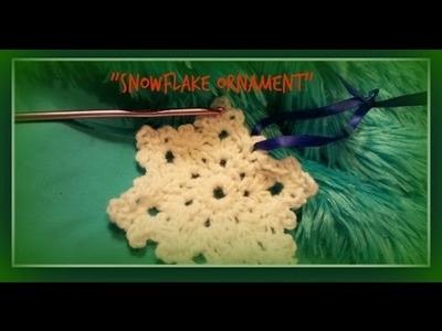 """Snowflake Ornament"""
