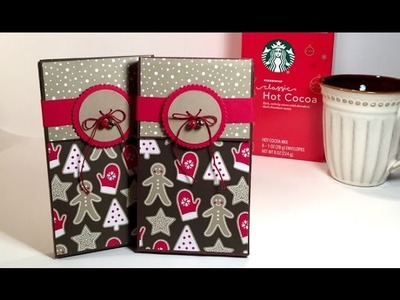 Starbucks Hot Cocoa Box - Candy Cane Lane DSP