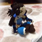 Crochet Pattern Avatar Korra Amigurumi Pdf