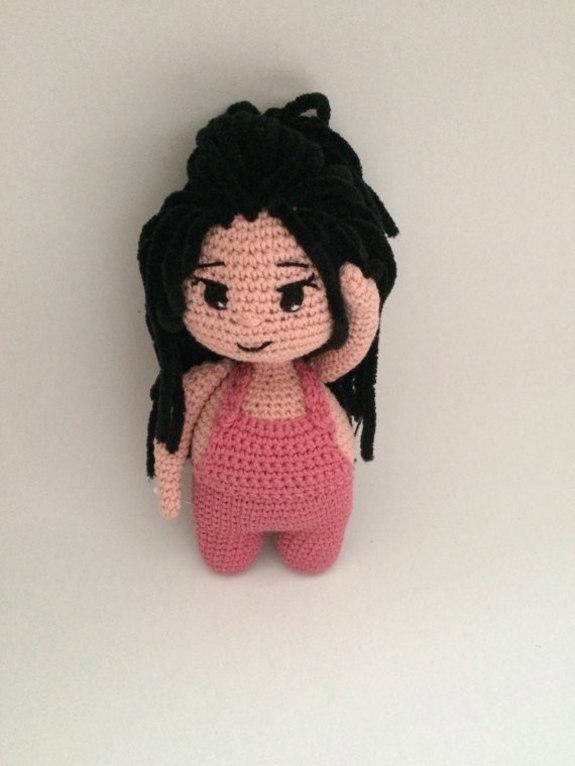 Amigurumi Hello Kitty Crochet Pattern : Crochet Pattern Cute Chubby Girl Amigurumi Pdf ...