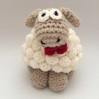 Crochet Pattern Mr. Lamb Amigurumi Pdf