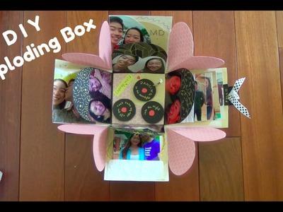 DIY Exploding Box!