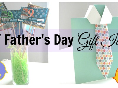 DIY Father's Day Gift Ideas || I Like DIY Projects