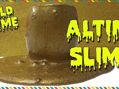 DIY Gold Slime - DIY How To Make Gold Slime - Best Slime Video on Ponpon TV Channel