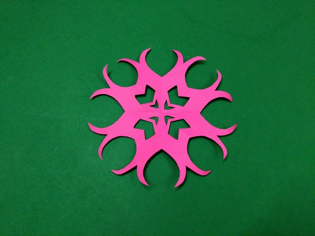 DIY Kirigami. Paper Cutting Craft Designs, Patterns & Templates - 5.