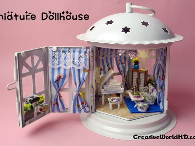 DIY Miniature Dollhouse The Dream by Creative World