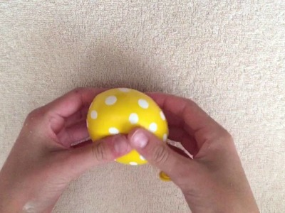 DIY Stress Ball (No Balloons)