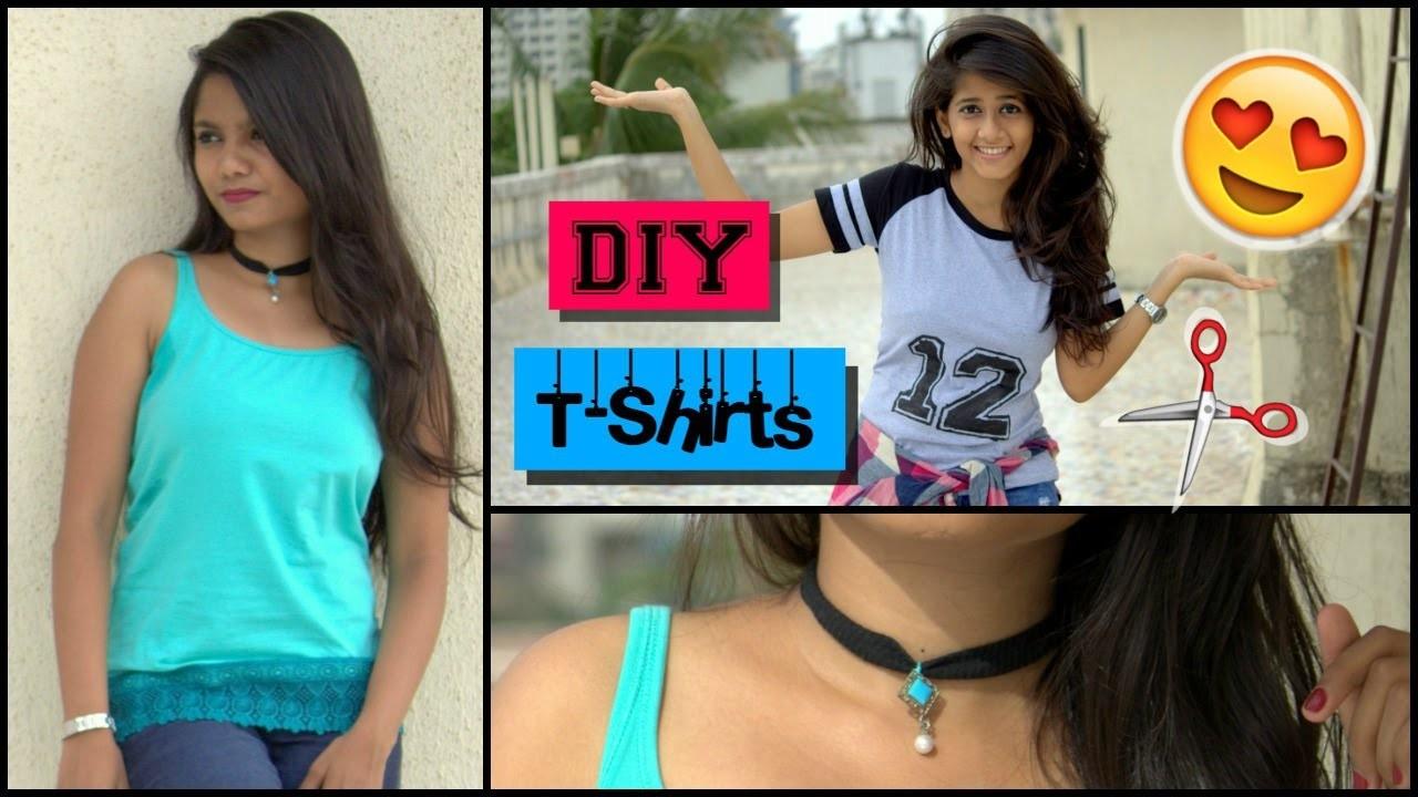 DIY T-Shirts   DIY