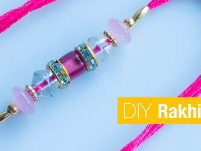 How to make rakhi for Raksha Bandana | DIY rakhi