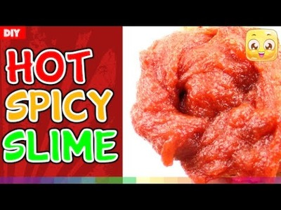 How To Make SPICY Slime DIY WITHOUT Borax or Liquid Starch or Glue, Suave Kids, Tide, Detergent
