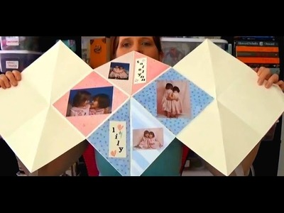 Mary Rose's Squash Book - Review about my channel -  DIY Paper Crafts - Giulia's Art