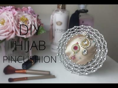 Ramadan DIY: How to Make a Hijab Pin Cushion