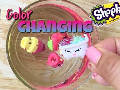 Shopkins Toy color diy changing shopkins tutorial