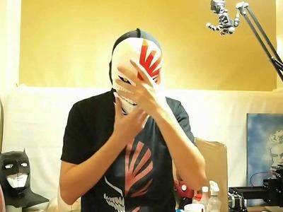 Timelapse - Making Bleach Ichigo Hollow Mask DIY | Dali DIY