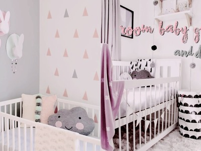 BABY GIRL ROOM TOUR ♡ l ideas DIY para habit. de niñas