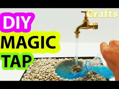 Creative DIY Cool Magic Water Tap Just Awesome!