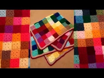 Crochet by Tat - Blanket Timelapse