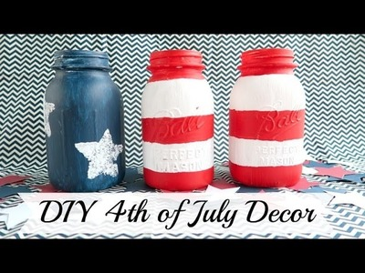 DIY 4th of July Decor!!!