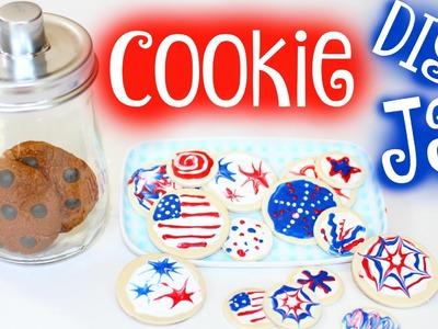 DIY American Girl Doll Cookie Jars