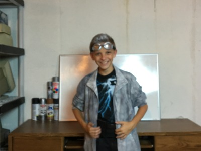 DIY Costume: X-Men Quicksilver