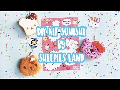 DIY KIT SQUISHY (by Sheepies Land)