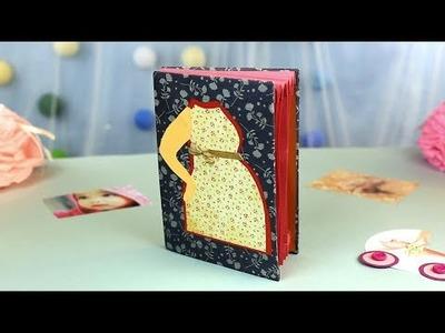 DIY Pregnancy Scrapbook