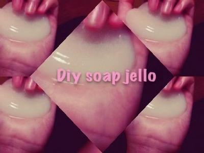 Diy soap jello