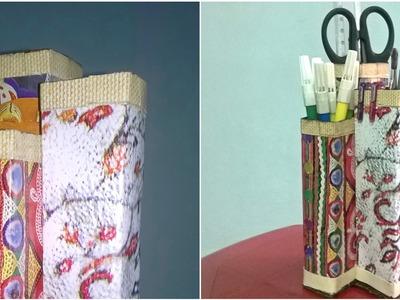 How to make a DIY penstand.pen holder