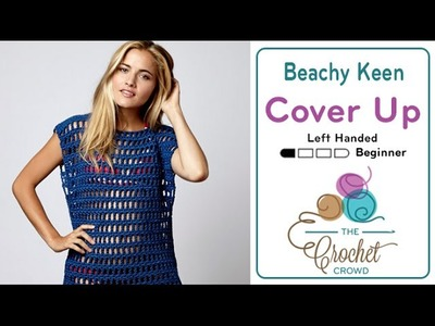 How to Crochet A Beach Cover Up