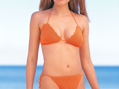 How To Crochet a Bikini Top