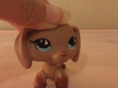 How to make a LPS custom ( with nail polish )