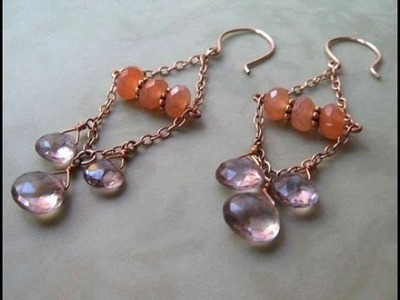 How to make cheap jewelry- Handmade  jewelry