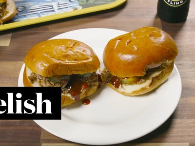 How To Make Root Beer Pulled Pork | Delish