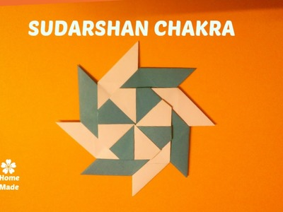 How To Make Sudarshan Chakra | Hasta Kala | Home Made
