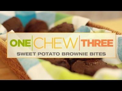 How To Make Sweet Potato Brownies - The Chew