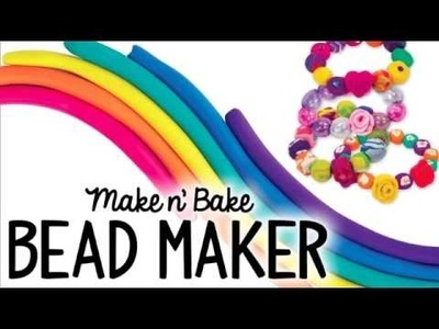 How to Use the Make N' Bake Bead Maker